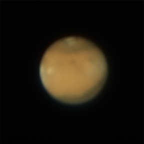Mars - 20/4/2014 (Processed cropped stack)