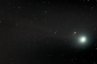 2015 Started with a Comet